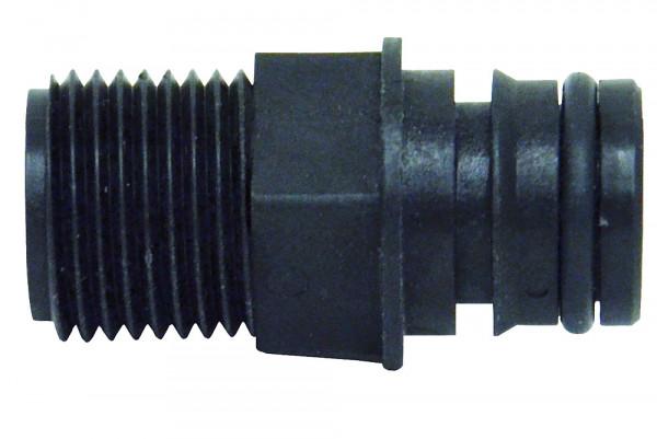 Quick Adapter 1 / 2 Zoll gerade für Lilie Smart-Serien-Pumpen
