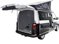 Insektenschutzvorhang VW T5/T6 - California/Multivan, Hecktür