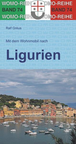 Reisebuch Ligurien