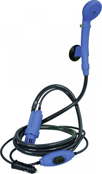 Reisedusche Aquafresh 12 V blau / schwarz