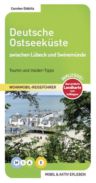 Reiseführer Wohnmobil Deutsche Ostseeküste