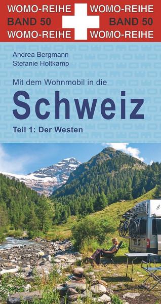 Reisebuch Schweiz West Teil1