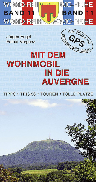 Reisebuch Auvergne