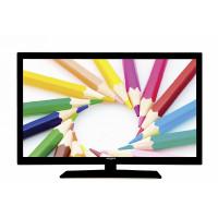 Fernseher 19 Zoll DVBT-2 DVBS-2 ohne AC-Versorgung