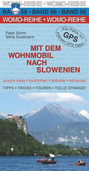 Reisebuch Slowenien