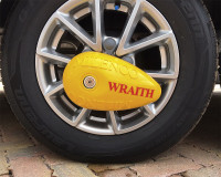 Radkralle New Wraith Wheel Look - Sold Secure Gold
