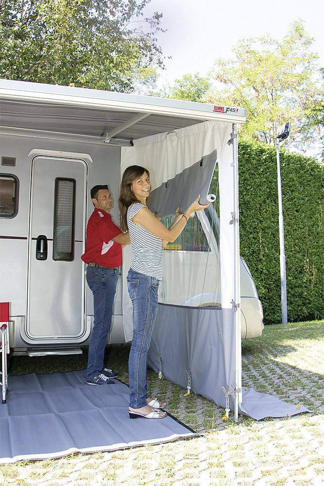 seitenwand side w pro shade markisen vorzelte vorzelte vorzelte vorzeltzubeh r. Black Bedroom Furniture Sets. Home Design Ideas