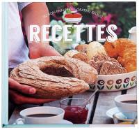 Kochbuch Recettes französische Version