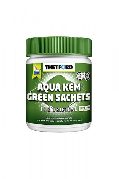 Aqua Kem Green Sachets Dose
