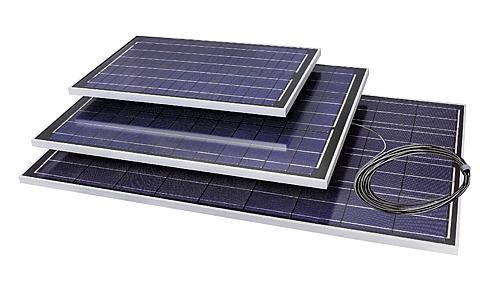Solarmodule Büttner - Aurinkokennot ja varusteet - 9930706 - 1