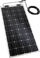 Solarmodul TSPF110 halbflexibel 110 W mit Verlängerungskabel Länge 5 m