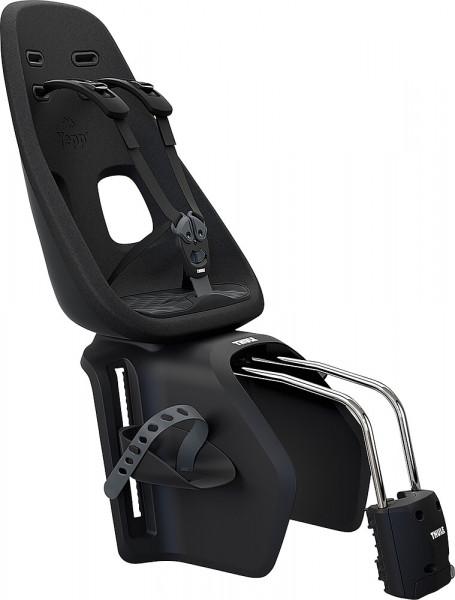 Kindersitz Yepp Nexxt Maxi Frame Mounted, Obsidian