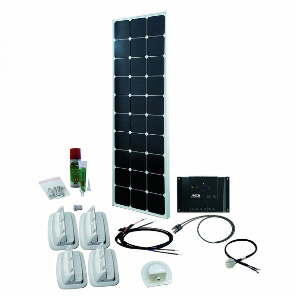 Solaranlage SPR Caravan Kit Solar Peak Six 2.0 / 100 Wp