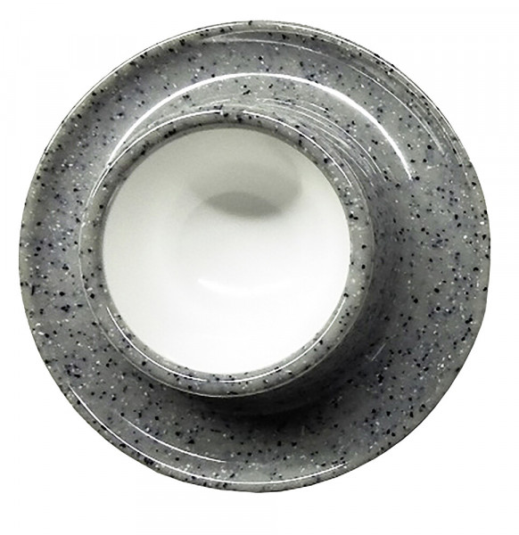 Eierbecherset Melamin Classic Line Granite