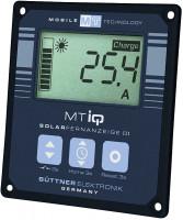 Solar-Fernanzeige MT III für Solarregler, schwarz
