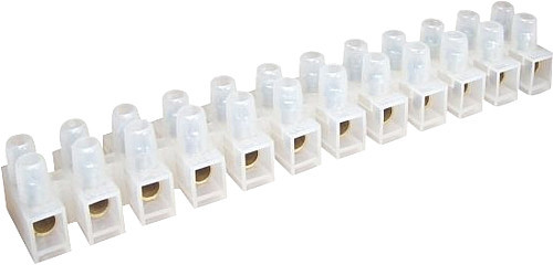 Lüsterklemmen 12-polig 1,5 mm² - 2,5 mm², SVCE