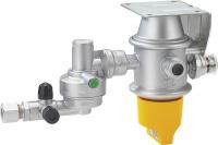 Gasdruck-Regleranlage Caramatic DriveTwo horizontal 1,5 kg/h