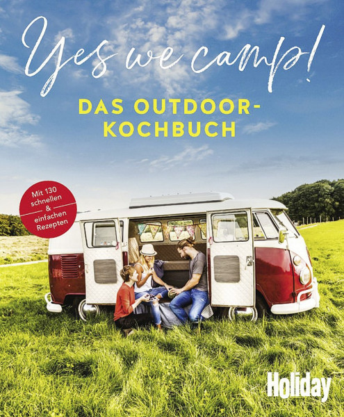 Kochbuch Yes we camp_