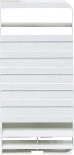 Kaminabdeckung zu LS 100 weiß