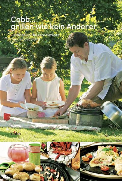 Keittokirja Cobb Grillajajille. Saksaksi - Grillit hiili,prikettit, puristeet - 9940709 - 2