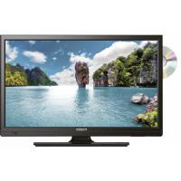 TV DVD DVBT2 DVBS2, Fb. schwarz