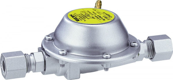 Gasregler DE 50/30 0,8 kg/h 30 mbar