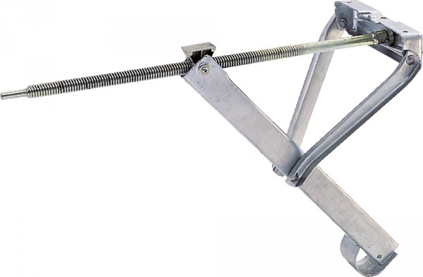 Tukijalka Al-Ko Compact 800 kg  lyhyt - Nurkkatuet ja nostimet - 9978313 - 4