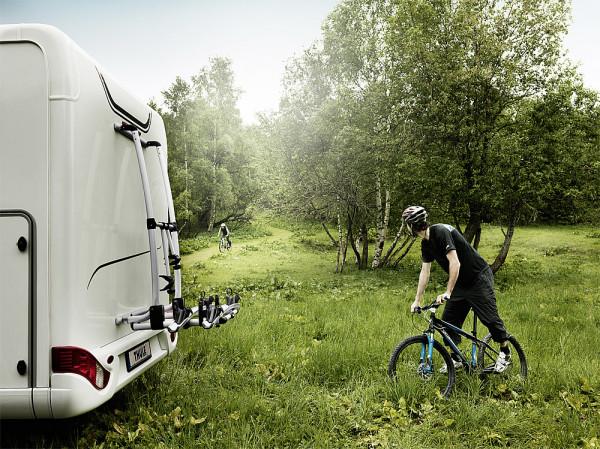 Fahrradträger Excellent lange Version