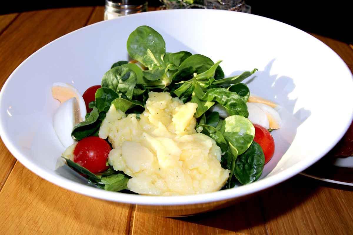 Rezept Schwäbischer Kartoffelsalat