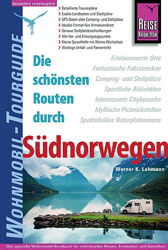Tourguide Reise Know-How Südnorwegen