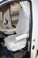 Überwurf für Fahrzeugsitz, anthrazit