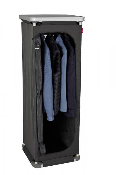 Garderobenschrank faltbar anthrazit