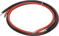 Anschlusskabel DC zu Sinuswechselrichter SinePower (50 mm²), 1 m
