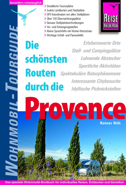 Tourguide Reise Know-How Provence