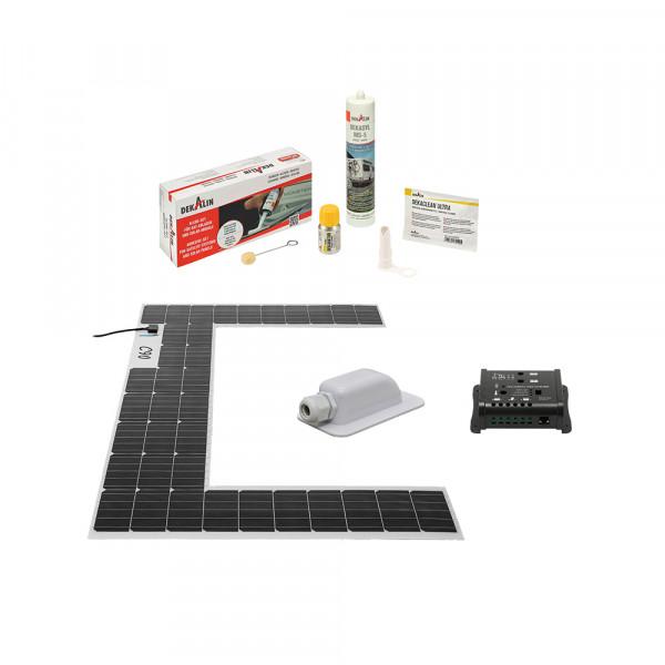 PWM Solarmodul Set