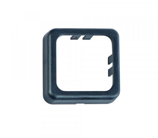 Kehys i-osainen musta 60 x6 mm - 12 V pistotulpat japistorasit - 9970281 - 1