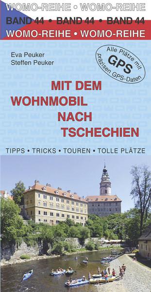 Reisebuch Tschechien