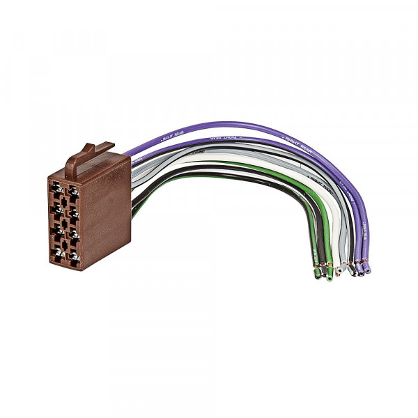 Umrüstadapter Lautsprecher für ISO Radio