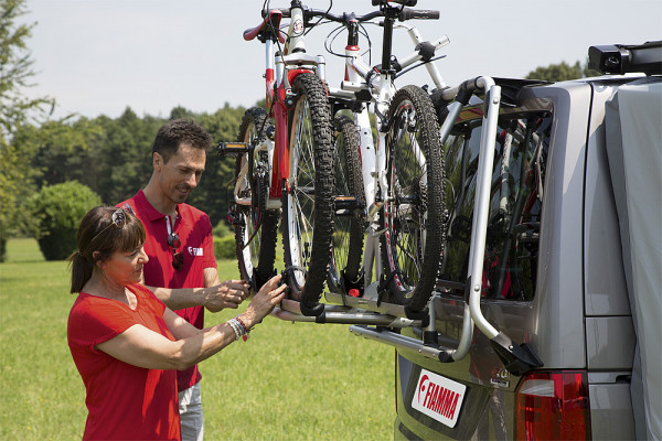Fahrradträger Carry Bike VW T6