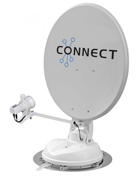 Satanlage automatisch Connect