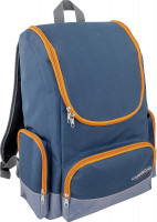 Kühltasche Tropic Backpack blau/orange 20 l
