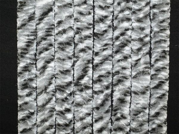 Ovi-pörröverho 100x185 cm 3-värinen - Hyttysovet.verhot, pompulaverhot, verkot - 9965137 - 2