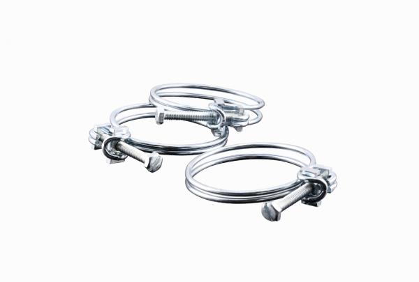 Spiralschlauchschellen aus Metall