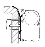 Bürstner Adapter 3-tlg.