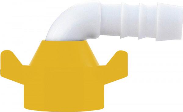 Winkel-Aufschraubtülle 12 mm