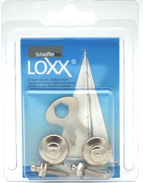 Loxx Knöpfe, 5-tlg.