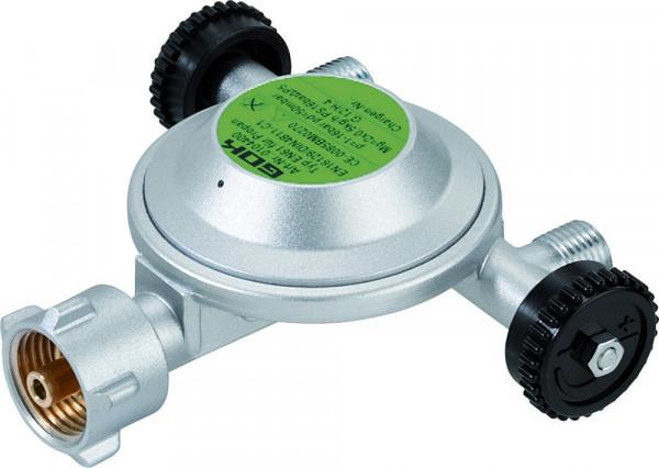 Niederdruckregler Typ EN61 PS 16 bar 50 mbar 1,0 kg/h KLF x G 1/4 LH-KN
