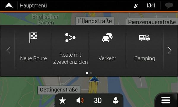 SD-Karte X-MAP22FEU-MH mit Reisemobil Software