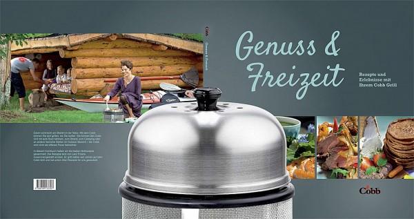 Keittokirja - Genuss & Freizeit saksaksi - Grillit hiili,prikettit, puristeet - 9912947 - 2