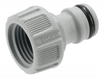 Hahnverbinder 21 mm (G 1 / 2 Zoll)